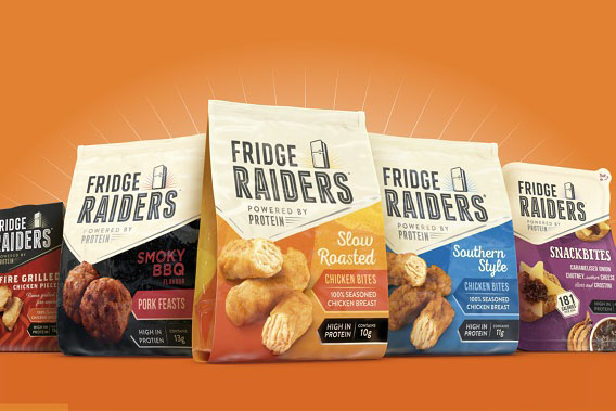 Fridge Raiders offers workout sessions