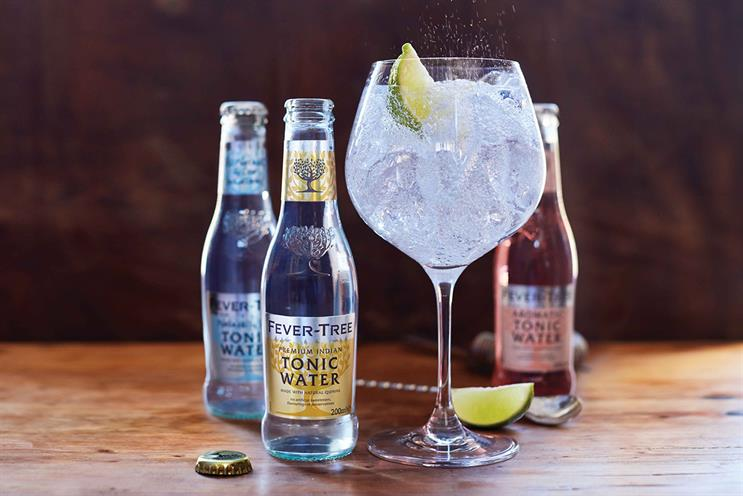 Fever-Tree: working with Creativebrief