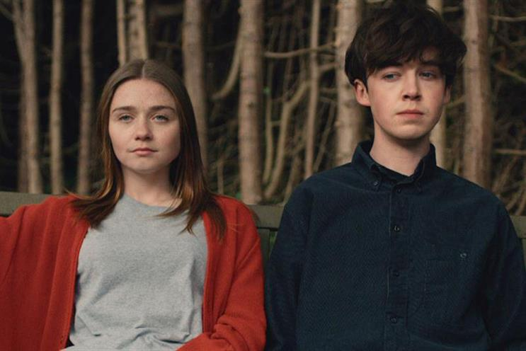 The End of the F***ing World: Channel 4 boosted spend on original content