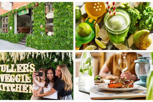 Fuller's turns pub into urban garden