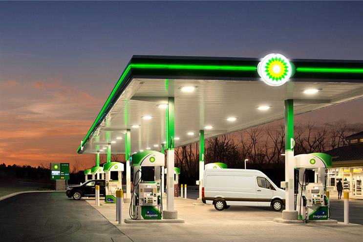 WPP forms Team Energy to handle BP's global media, advertising and communications account