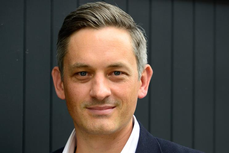 Gareth Collins: will run both Leo Burnett and Fallon from new offices on Chancery Lane