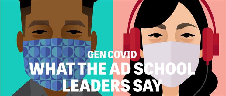 Gen Covid: Ad school leaders on coping in a crisis