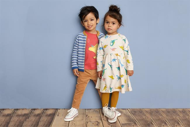 John Lewis: has removed gender specific labels from its childrens' clothing range