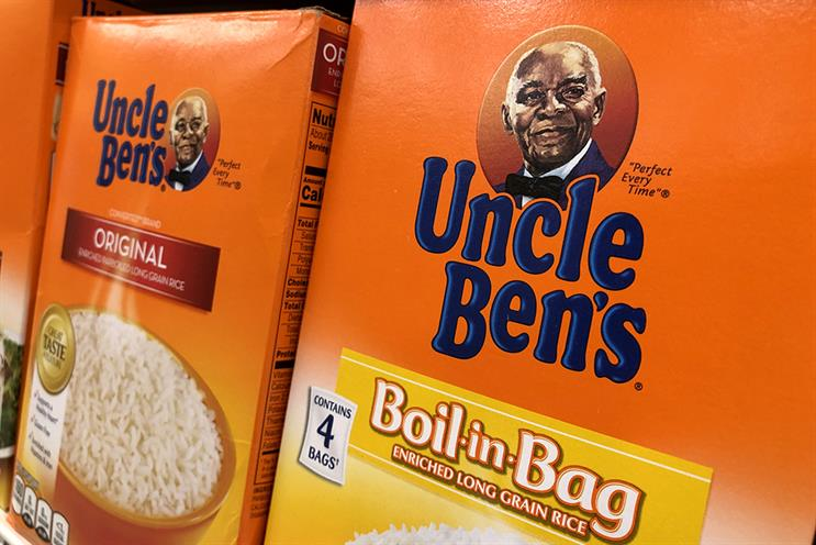Uncle Ben's: image of a black man used in its logo is to be removed (Justin Sullivan/Getty Images)