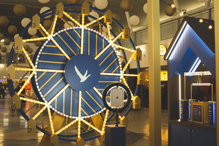 Grey Goose opens holiday Ferris wheel