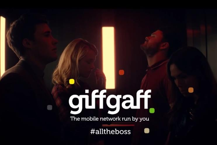Giffgaff: future uncertain with O2 acquisition