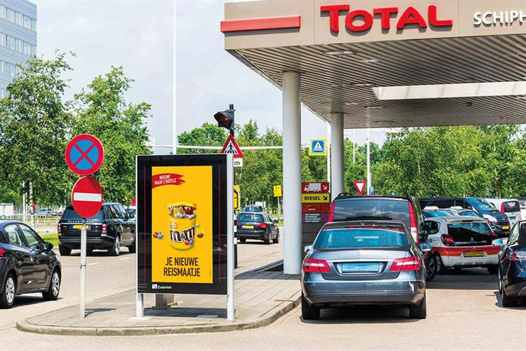 MMD Media: owns more than 1,300 digital screens at petrol stations