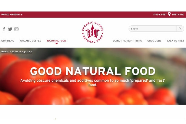 Pret 'natural' claim banned over E-numbers in bread