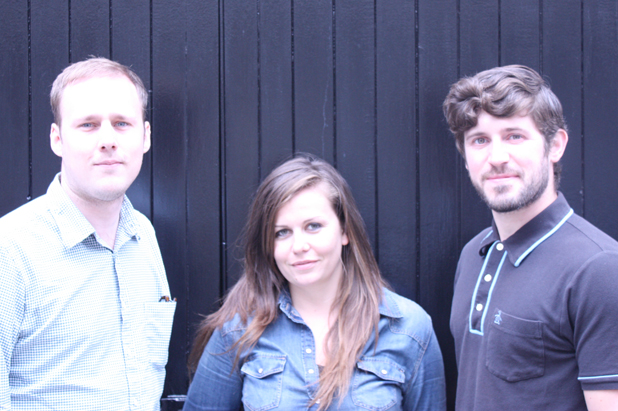 Darlington, Raymond and Jones are part of the new Goodstuff line-up