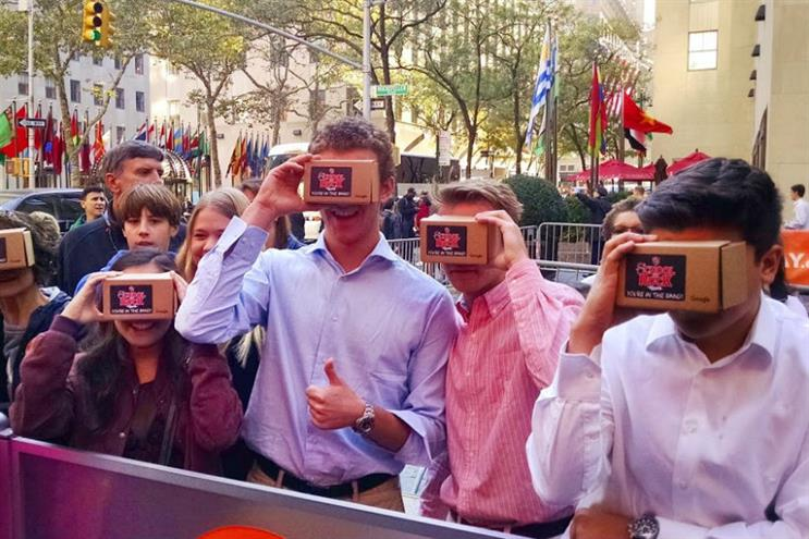 YouTube: offering 360-degree, livestreamed video