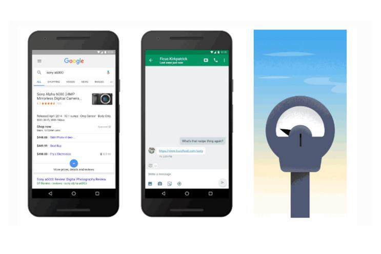 Google Instant Apps: opens Android apps without installing them