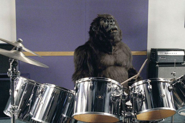Gorilla: Fallon took the 2008 Film Grand Prix with this ad for Cadbury