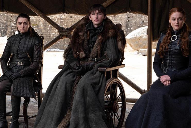 Game of Thrones: HBO hit on Sky Atlantic