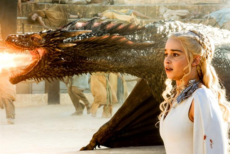 Visceral: it takes Game of Thrones-style violence to provoke a reaction