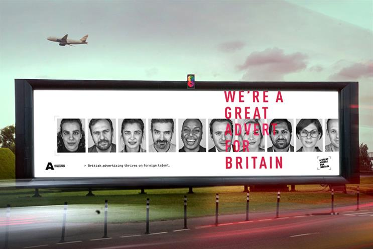 Advertising Association warns of Brexit talent loss with 'Great Advert For Britain'