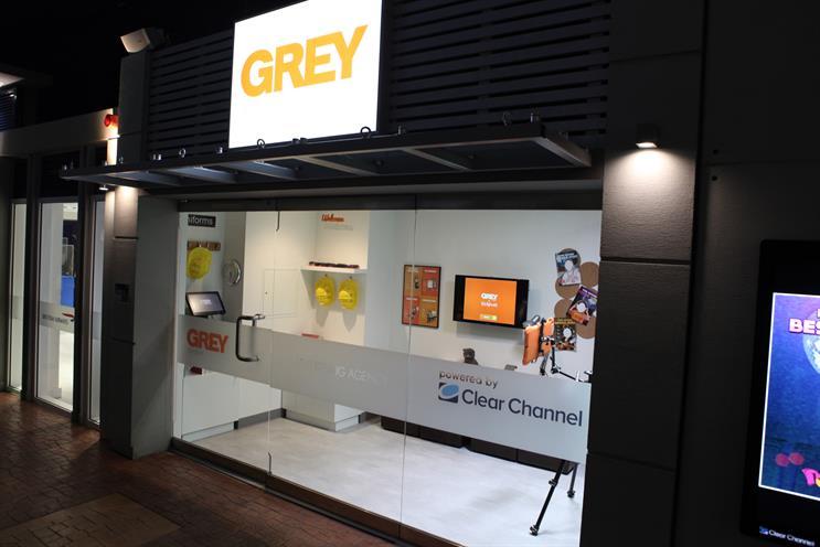Grey: new shop in KidZania at Westfield
