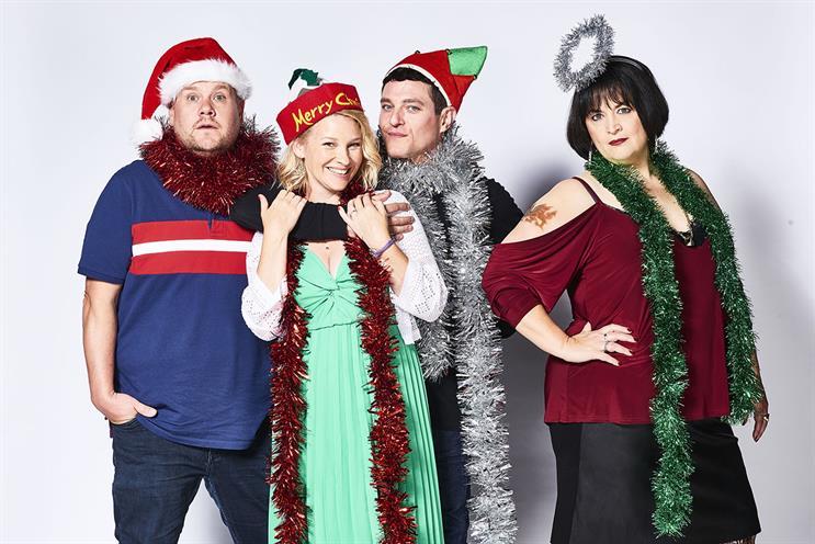 Gavin & Stacey: Corden, Page, Horne and Jones