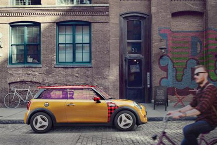 The new Mini Hipster Hatch
