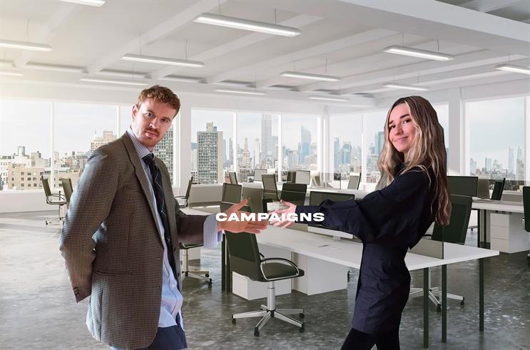 Guap: agency created by Milne and Gardiner