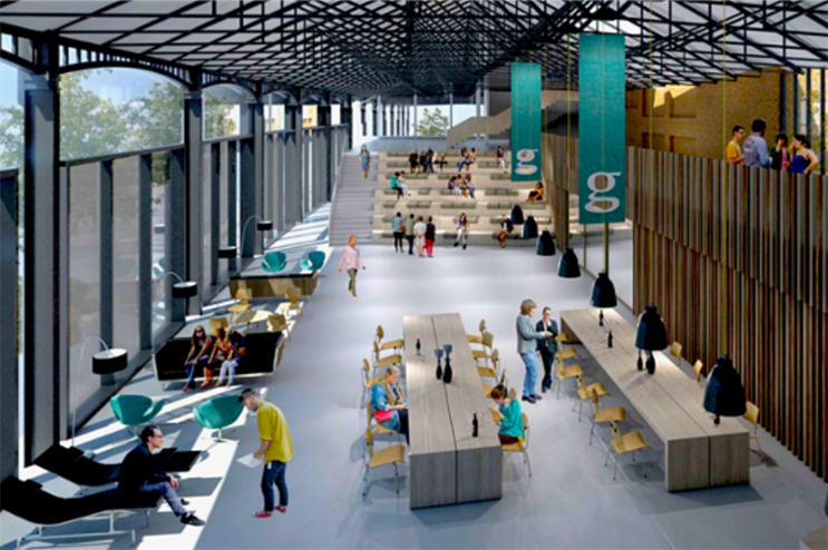 The space was set to be the flagship for Guardian Membership (The Guardian)