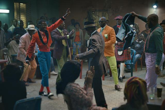 Dignity surpasses status for Congo's Sapeurs in Guinness spot