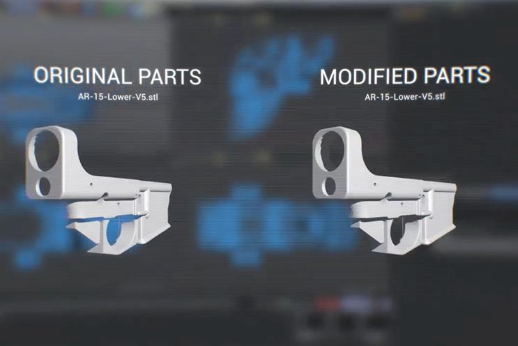 3D printing brand targets DIY gun market with disinformation campaign