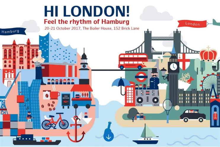 Hamburg tourism board to create taste of German city in Shoreditch