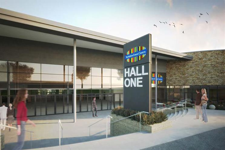 Work to begin on Yorkshire Event Centre in July