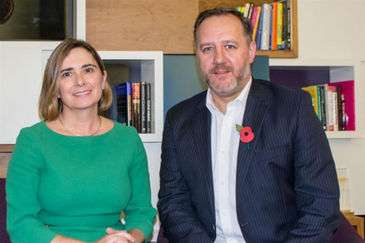 Havas Media Group: Julia Jordan and Mark Connolly
