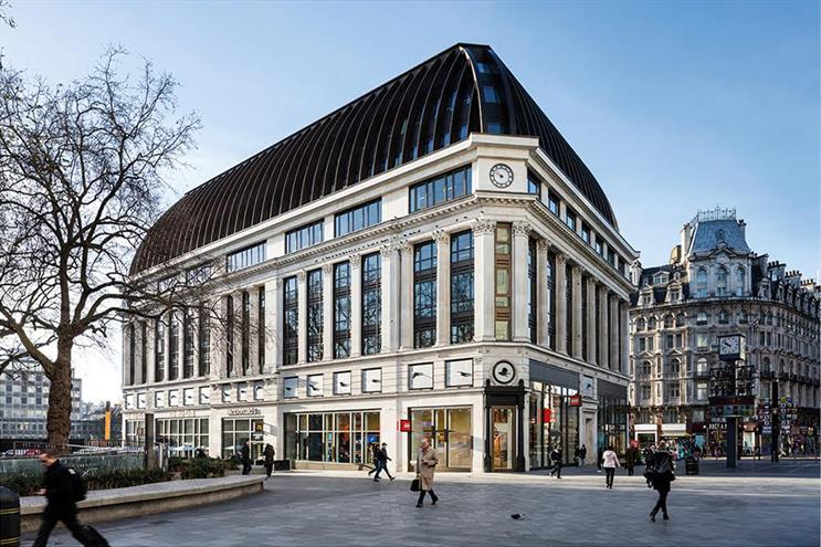 Hearst: will move from its two Soho offices to a new building in Leicester Square next year