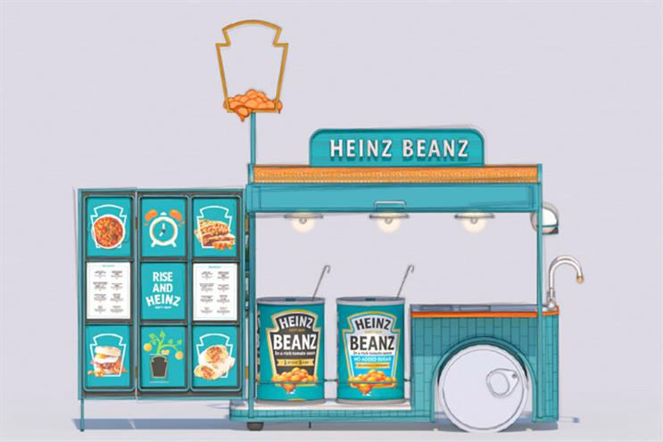 Heinz: pop up will offer a range of Beanz based dishes