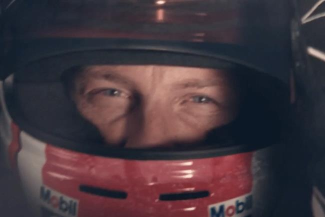 Jenson Button: Formula 1 driver makes a brief cameo in the Honda ad