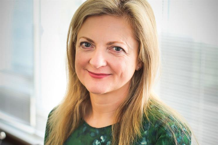 Helen Normoyle: chief marketing officer, Countrywide