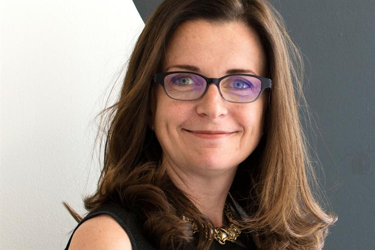 Helen McRae: the chief executive at Mindshare UK