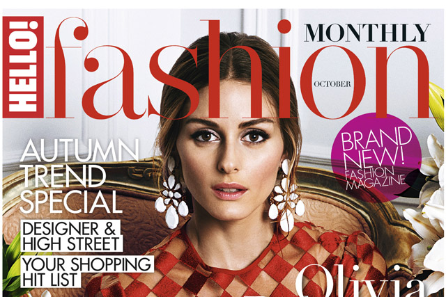 hello launches monthly fashion magazine