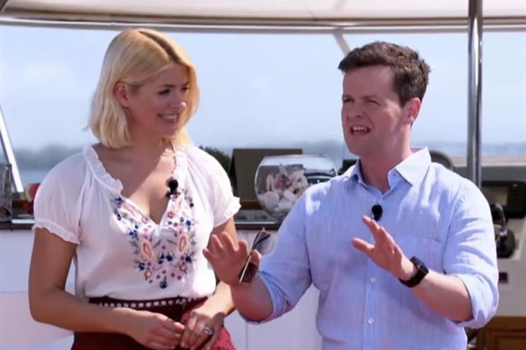 Holly & Dec: Willoughby is co-presenting this year