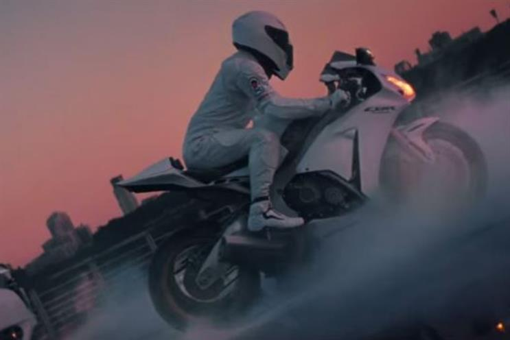 Honda marketing chief: in 2015 brands were pushed to make bolder, riskier campaigns