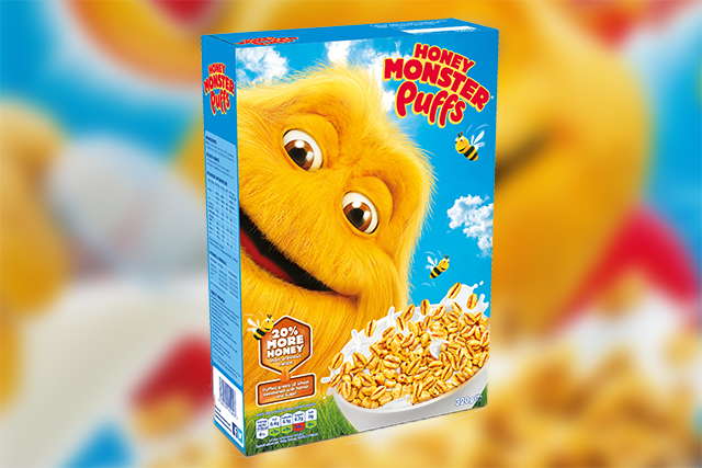 Sugar Puffs: moves away from its association with sugar in brand repositioning