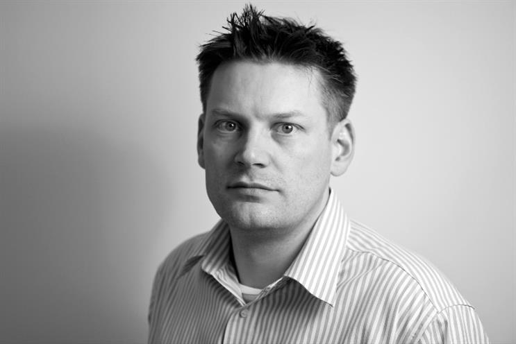 Toby Horry: Tesco has appointed the Dare MD as digital marketing director