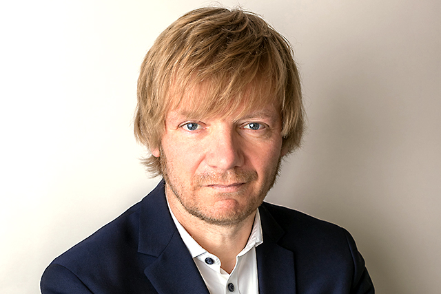 Hugh Baillie: chief executive, FullSIX London