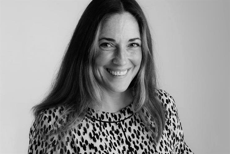 Claire Humphris: promoted to London CEO at Iris