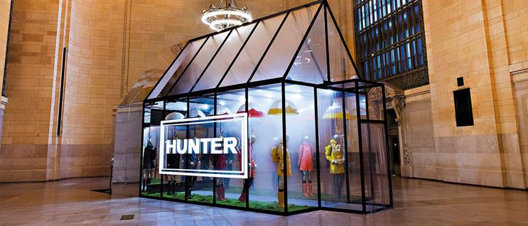 How Hunter has harnessed the power of live experiences