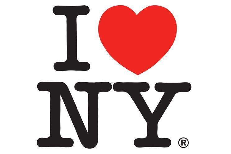 History of Advertising No 85: The 'I heart New York' logo