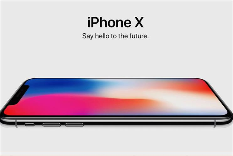 The arrival of the iPhone X marks the dawn of a new (augmented) reality