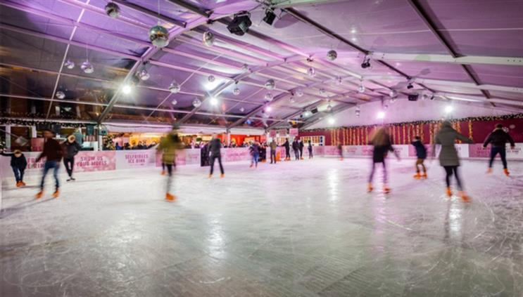 GL Events Polaris Ice will specialise in the design and installation of temporary winter attractions