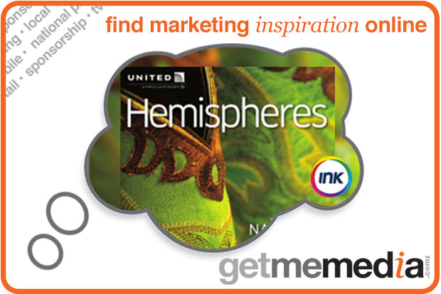 Reach 12 million ABC1 United passengers a month with Hemispheres