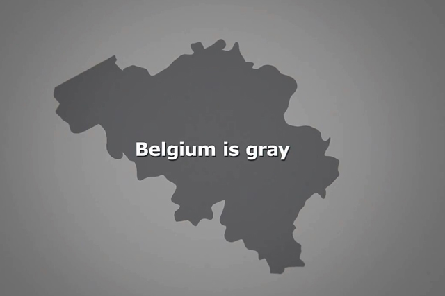 Ikea splurges 'grey' Belgium with colour