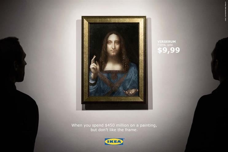 Ikea Riffs On World Record 450m Painting In Latest Responsive