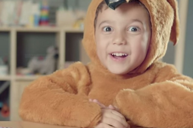 Ikea: new viral focuses on kids' Christmas wishes